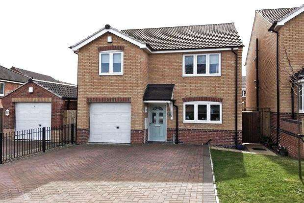 4 Bedrooms Detached House for sale in Longue Drive, Calverton, Nottingham, NG14