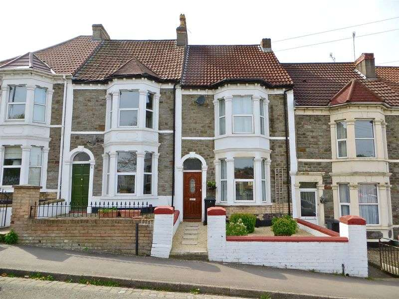 2 Bedrooms Terraced House for sale in Plummers Hill, Bristol