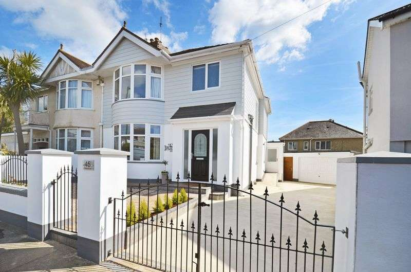 3 Bedrooms Semi Detached House for sale in St Marychurch Road, Torquay