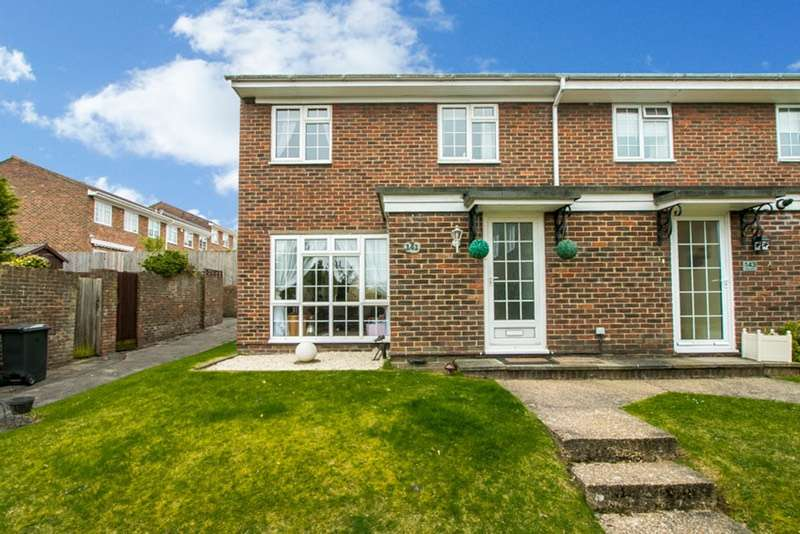 3 Bedrooms End Of Terrace House for sale in Ridge Langley, South Croydon, Surrey, CR2