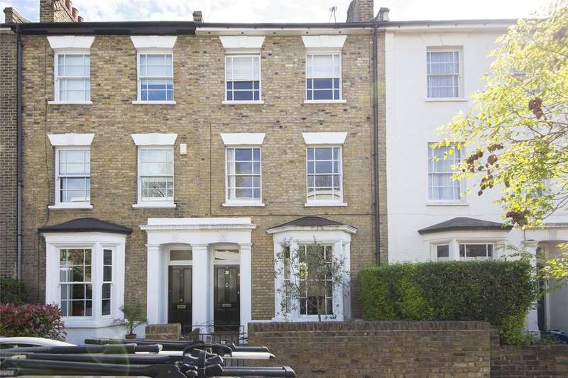 4 Bedrooms Terraced House for sale in Wilton Way, London, E8