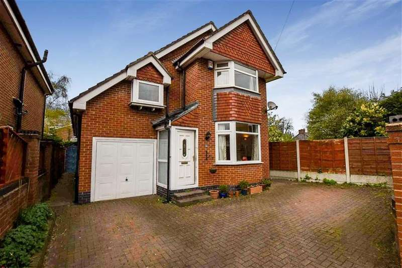 3 Bedrooms Detached House for sale in Daisy Hill Close, Sale, M33