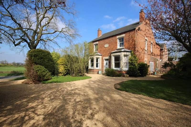 4 Bedrooms Detached House for sale in Kirby Gate, Kirby Bellars