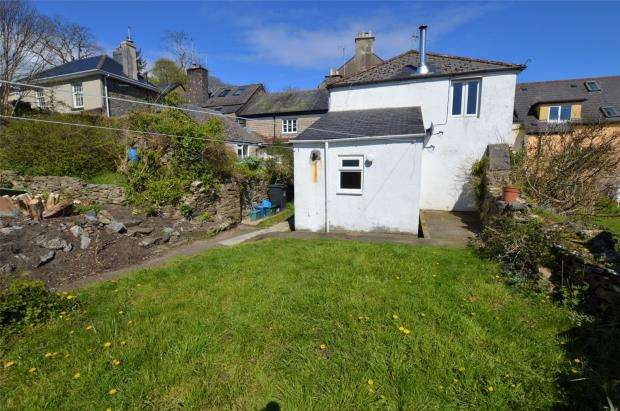 2 Bedrooms End Of Terrace House for sale in Silver Street, Buckfastleigh, Devon