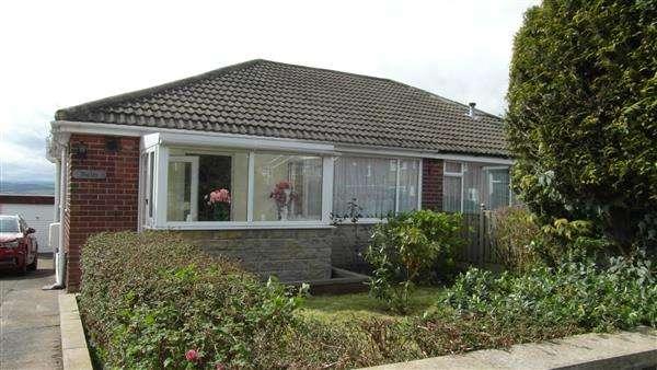 2 Bedrooms Semi Detached Bungalow for sale in Cawley Lane, Heckmondwike, Heckmondwike
