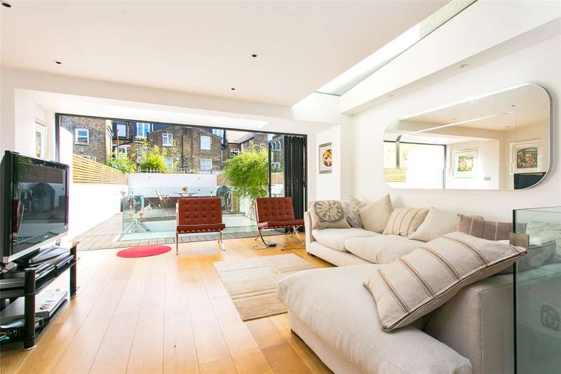 5 Bedrooms Flat for sale in Sisters Avenue, London, SW11