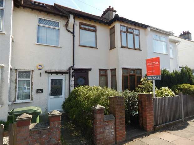 3 Bedrooms Terraced House for sale in Sheringham Road, Anerley, London