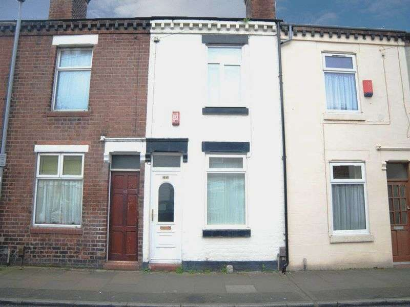 2 Bedrooms Terraced House for sale in Selwyn Street, Stoke-On-Trent, ST4 1EE