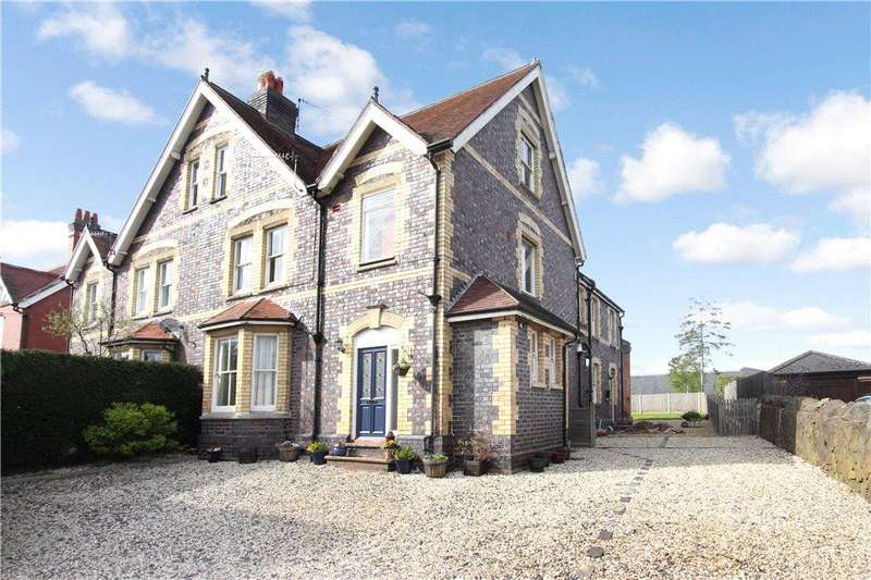 4 Bedrooms Terraced House for sale in Victoria Park Road, Malvern, Worcestershire, WR14