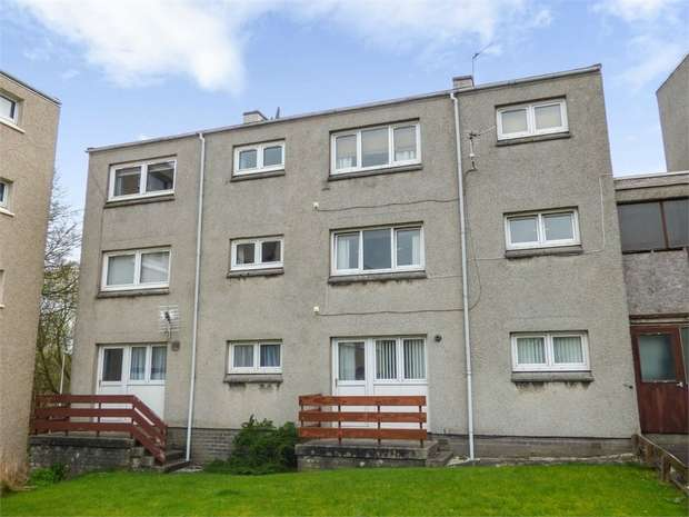 2 Bedrooms Flat for sale in Golfdrum Street, Dunfermline, Fife