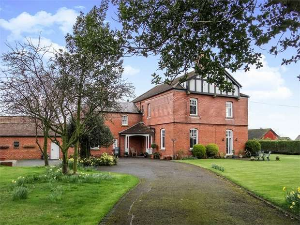 6 Bedrooms Detached House for sale in Kirkbampton, Carlisle, Cumbria