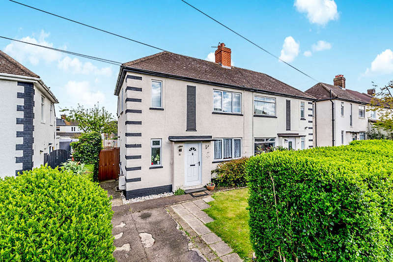 3 Bedrooms Semi Detached House for sale in Common Rise, Hitchin, SG4