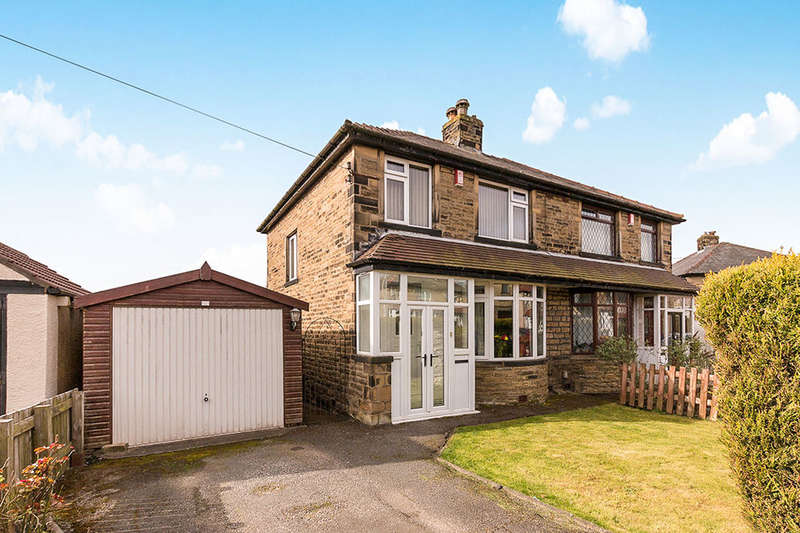 3 Bedrooms Semi Detached House for sale in Westbury Road, Wibsey, Bradford, BD6