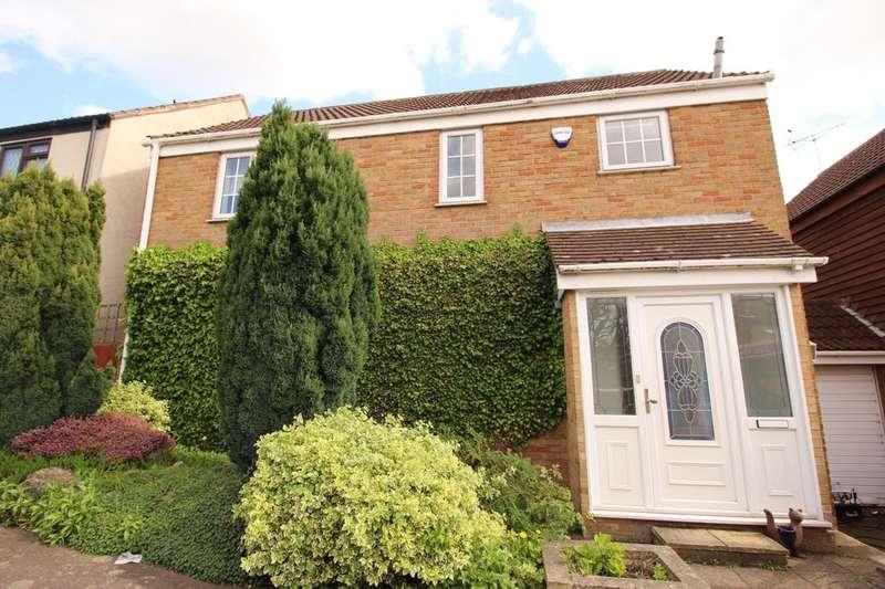 4 Bedrooms Detached House for sale in Tilmans Mead, Farningham, Dartford, DA4