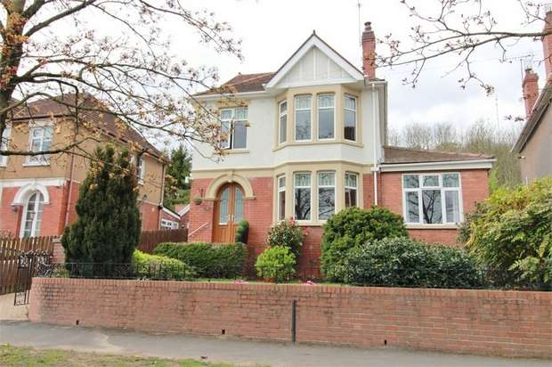 4 Bedrooms Detached House for sale in The Coldra, NEWPORT