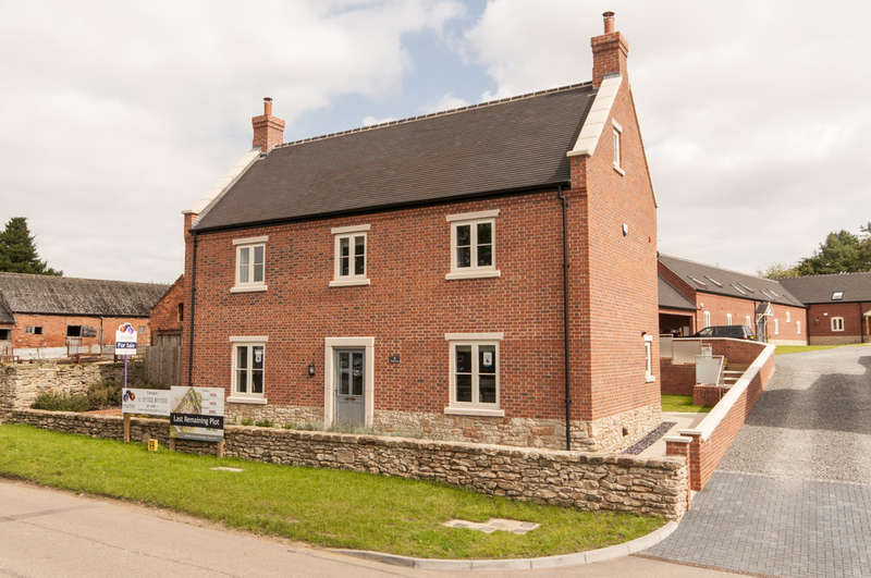 4 Bedrooms Detached House for sale in Cheslyn Court, Diseworth