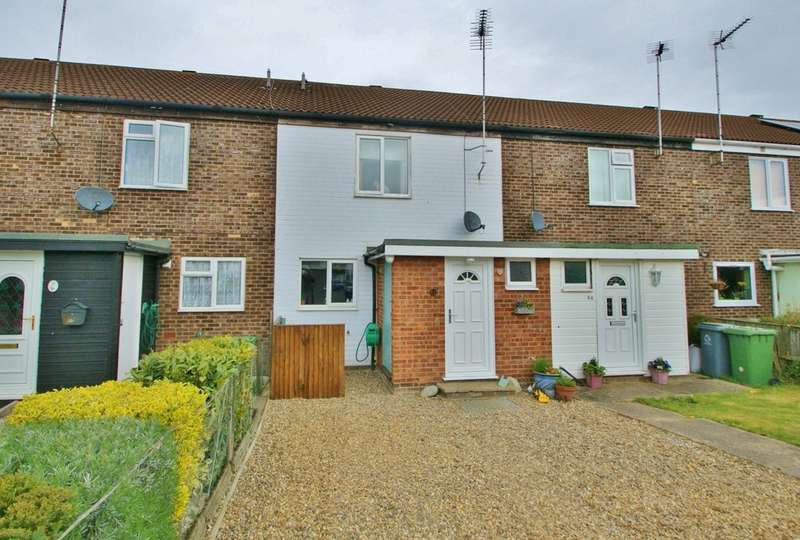 3 Bedrooms Terraced House for sale in Chestnut Avenue, Norwich