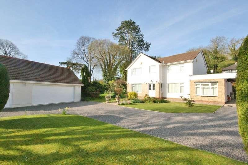 3 Bedrooms Detached House for sale in Grange House, Wenvoe. Vale of Glamorgan. CF5 6AR
