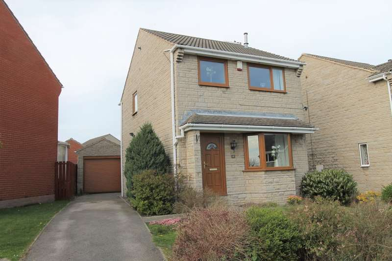 3 Bedrooms Detached House for sale in Cranborne Drive, Darton, Barnsley, S75 5RZ