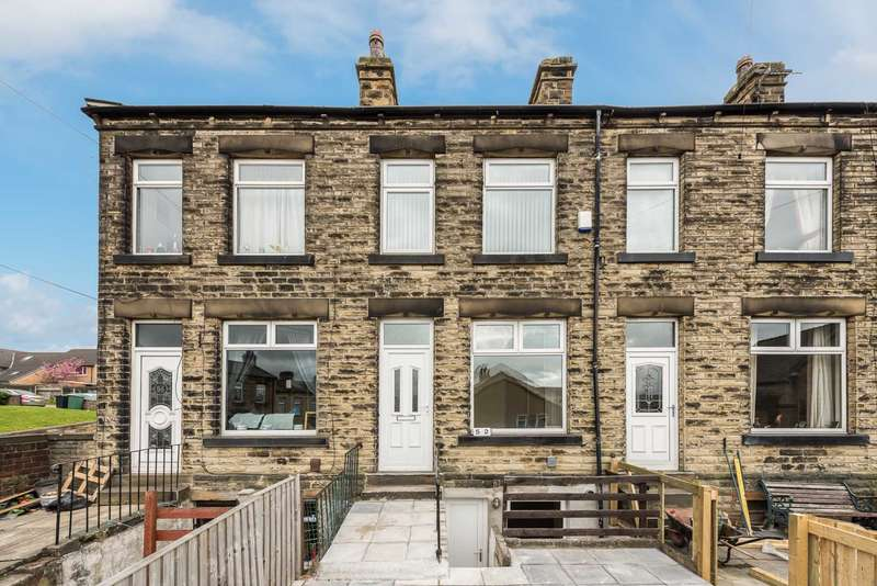 2 Bedrooms Semi Detached House for sale in Jeremy Lane, Heckmondwike