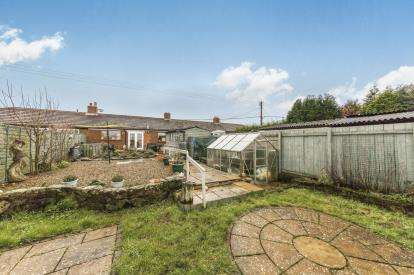 2 Bedrooms Terraced House for sale in Wallridge Cottages, Wallridge, Ingoe, Northumberland, NE20