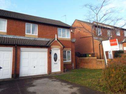 3 Bedrooms Semi Detached House for sale in Ingleborough Close, Washington, Tyne and Wear, NE37