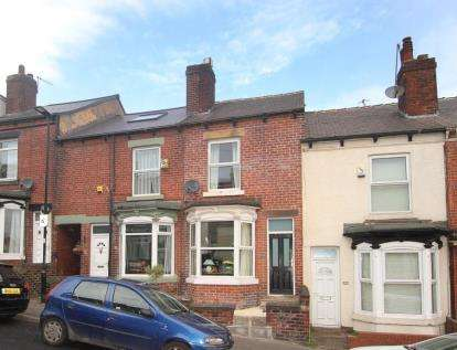 3 Bedrooms Terraced House for sale in Penrhyn Road, Sheffield, South Yorkshire