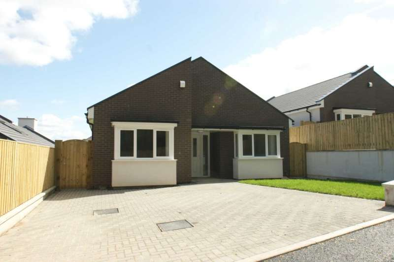 3 Bedrooms Detached Bungalow for sale in 3 Clos Llwyn Onn, Fron Park Road, Holywell, Flintshire. CH8 7UD