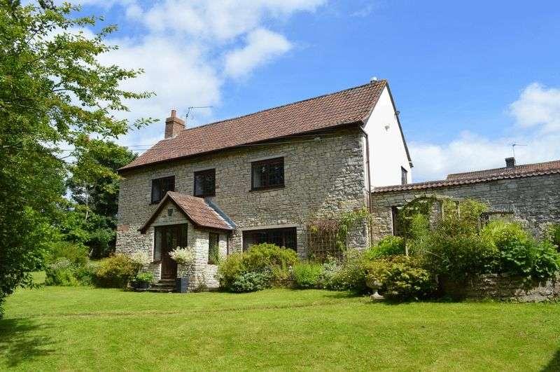 5 Bedrooms Detached House for sale in Norton Malreward, Near Bristol