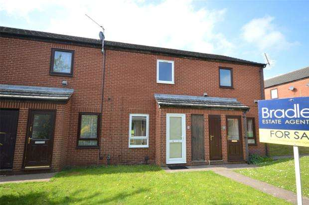 2 Bedrooms Terraced House for sale in Salters Court, Salters Road, Exeter, Devon