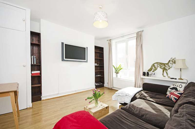 3 Bedrooms Flat for sale in Retreat Place, Hackney, E9