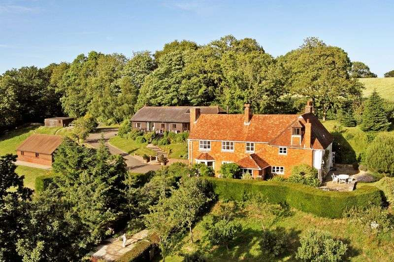6 Bedrooms Detached House for sale in Witherenden Hill, East Sussex