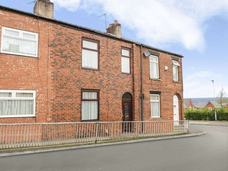 3 Bedrooms Terraced House for sale in Rupert Street, Radcliffe, M26 1AZ