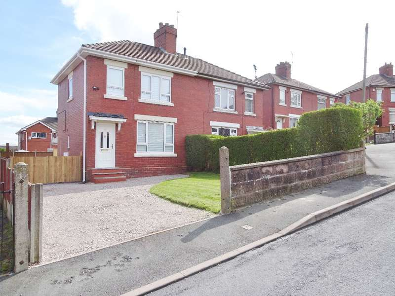 2 Bedrooms Semi Detached House for sale in Sherwood Road, Meir, ST3 7BU
