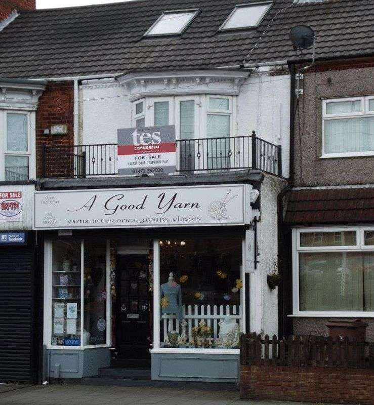 Property for sale in Cambridge Street, Cleethorpes