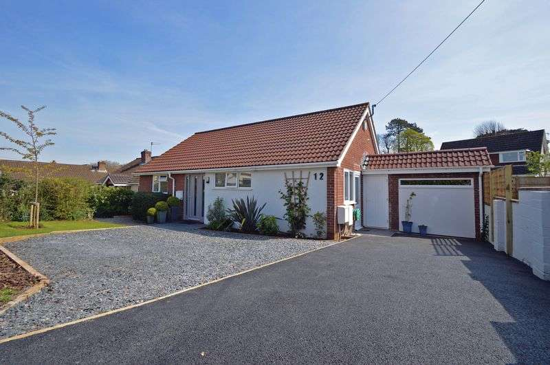 3 Bedrooms Detached Bungalow for sale in Outstanding position in Upper Clevedon