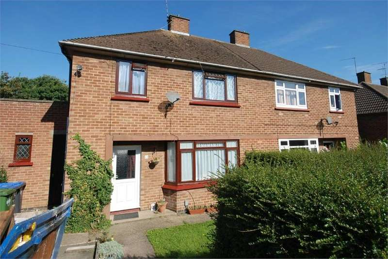 3 Bedrooms Semi Detached House for sale in St Annes Road, RUGBY, Warwickshire