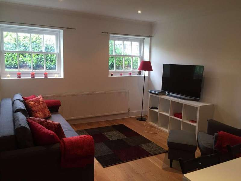 1 Bedroom Flat for sale in Borough Road, Isleworth TW7