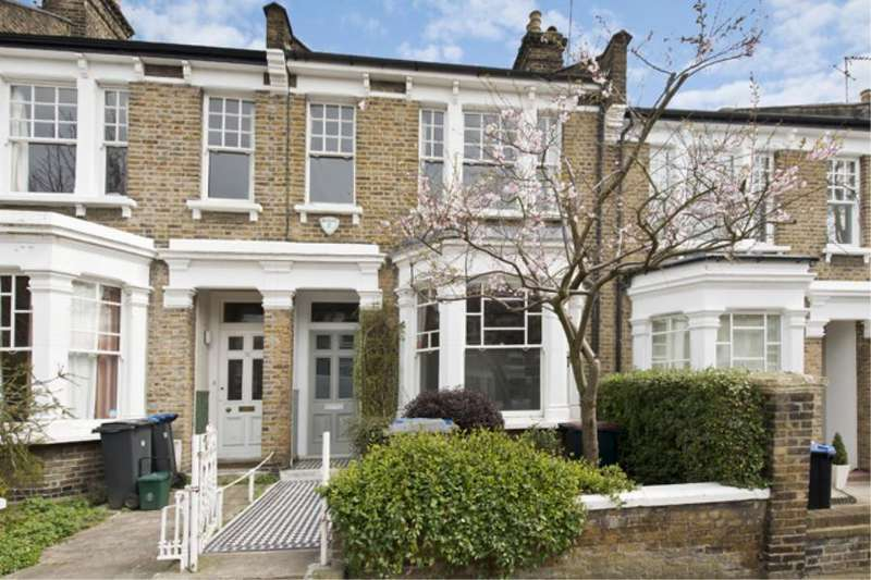 4 Bedrooms House for sale in Carlisle Road, Queen's Park NW6