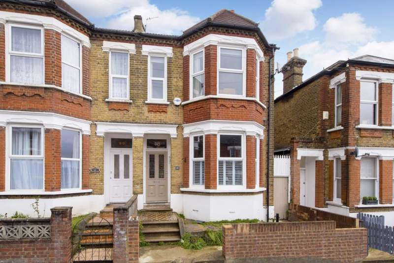 4 Bedrooms Semi Detached House for sale in Wolfington Road, West Norwood, London, SE27