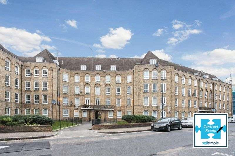 2 Bedrooms Flat for sale in Jackman House, E1W 2PU