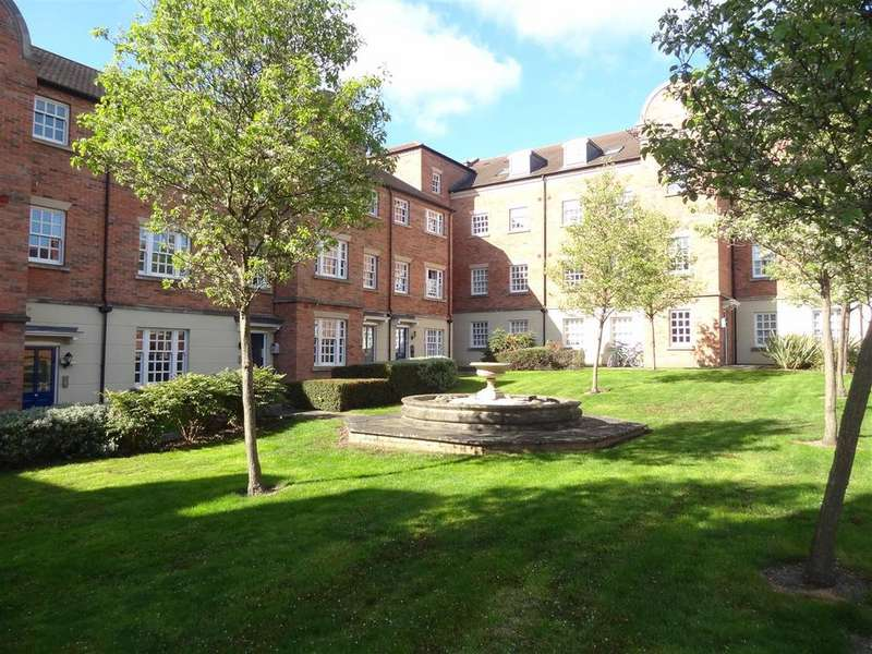 1 Bedroom Apartment Flat for sale in Abbey Foregate, Shrewsbury