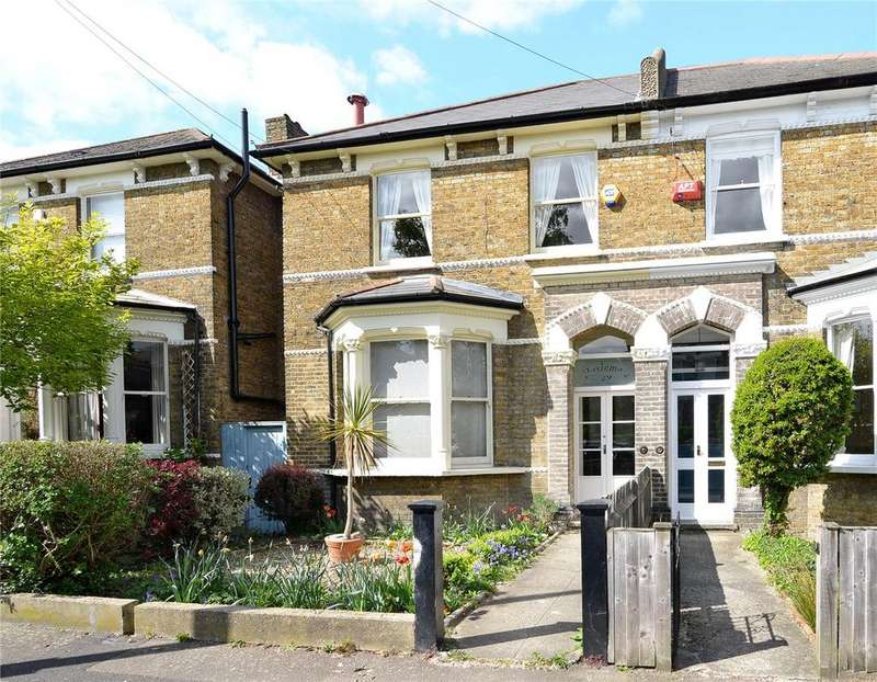 3 Bedrooms Semi Detached House for sale in Allenby Road, Forest Hill, London, SE23