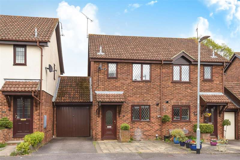 2 Bedrooms Semi Detached House for sale in Wantage Road, College Town, Sandhurst