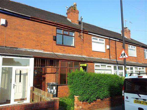2 Bedrooms Terraced House for sale in Stanley Road, Chadderton, Oldham