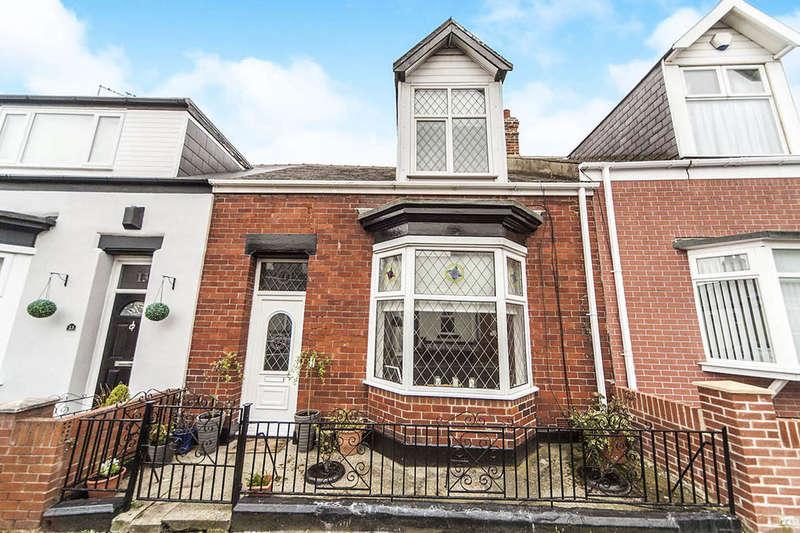 3 Bedrooms Property for sale in Hawarden Crescent, Barnes, Sunderland, SR4