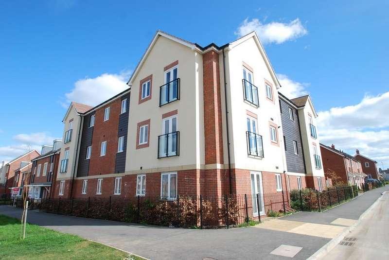 2 Bedrooms Apartment Flat for sale in Bracken Way, MALVERN VALE