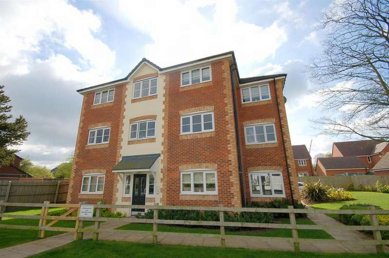 2 Bedrooms Apartment Flat for sale in Bullhurst Close, Talke