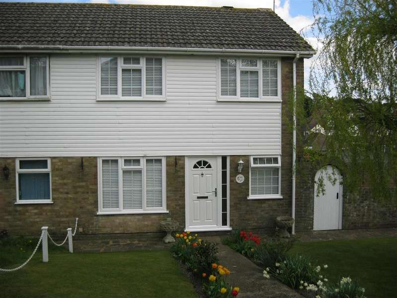 3 Bedrooms End Of Terrace House for sale in Rudyard Road, Woodingdean