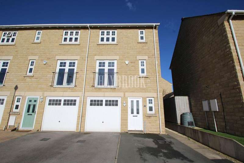 4 Bedrooms End Of Terrace House for sale in Maydal Drive, Woolley Grange